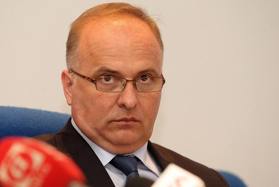Foto: Slobodan Stanić, bivši ministar zdravlja u Vladi RS