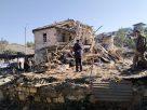 Ruševine nakon bombardovanja Stepanakerta
